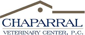Chaparral Veterinary Center Logo